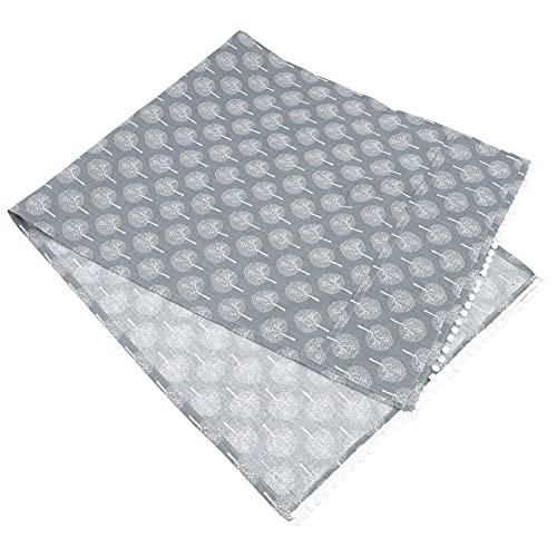 SOLUSTRE Kühlschrank Staub Abdeckung Multi- Zweck Sonnenschutz Baumwolle Leinen Top Abdeckung für Waschmaschine Kühlschrank Backofen Hausgeräte