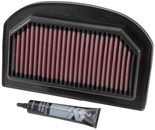 TB-1212 K & N - Filtro de aire de repuesto para filtro de aire; extractor de triple temperatura; 2012-2013 (filtros de aire Powersports)