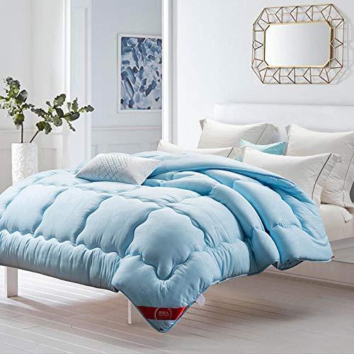 CHOU DAN bettdecke vierjahreszeiten Winter Bettdecke Mikrofaser Duo warm 155 x 220 cm Home Daunendecke 135x200 cm