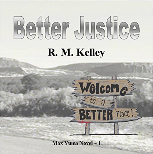 Better Justice cover art