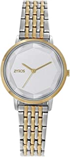 Metal Analog Watch ZAA217L060611 للنساء