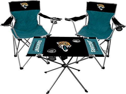 Rawlings NFL Jacksonville Jaguars Tailgate Kit, Team Color, One Size