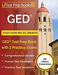 Test Prep Books GED Study Guide