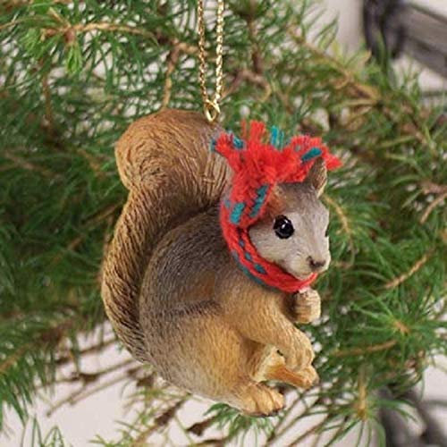 Conversation Concepts Squirrel Red Original Ornament
