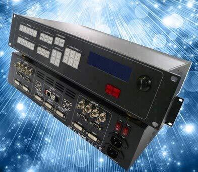 Gowe nahtlos Switcher mit Multi Windows Video Mixer Stromversorgung: 85–264V 2A iec-3