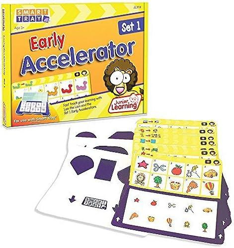 Para tu estilo de juego a los precios más baratos. Junior Learning Learning Learning Early Accelerator Set 1 by Junior Learning  edición limitada