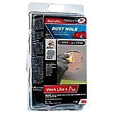 3M Bondo Rust Hole Repair Kit, Paintable, Permanent, Non-Shrinking, 1 Kit (31591)