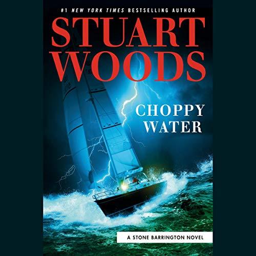 Choppy Water audiobook cover art