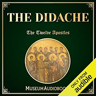 The Didache audiobook cover art