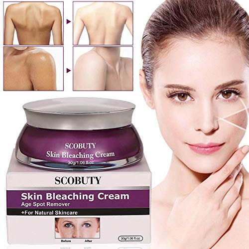 SCOBUTY Skin Lightening Cream for Skin Pigmentation