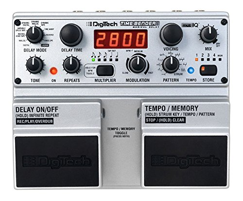 Digitech TimeBender Pedal