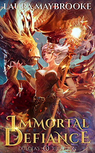 Immortal Defiance by Laura Maybrooke ebook deal