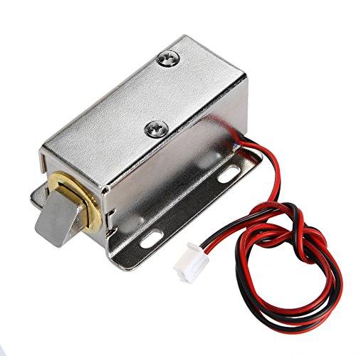 Demiawaking 12V elektronische Türschloss RFID Zugangskontrolle für Schrank Schublade Tür