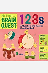 My First Brain Quest 123s: A Question-and Answer Counting Book Kindle Edition