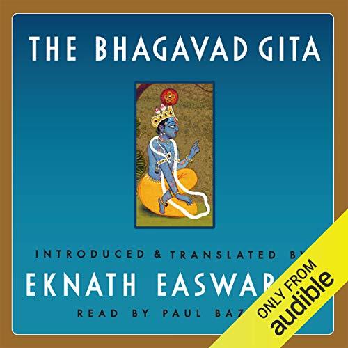 The Bhagavad Gita cover art