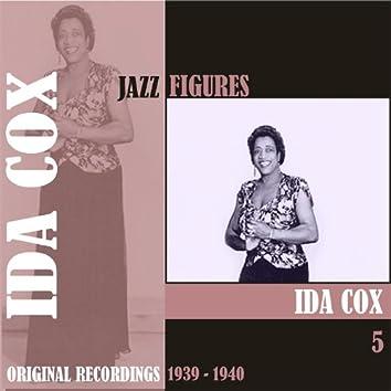 Jazz Figures / Ida Cox, (1939 - 1940), Volume 5