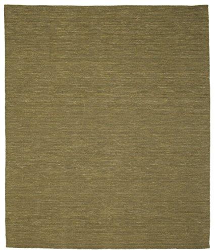 RugVista Kelim Loom - Olive Teppich 250x300 Orientalischer Teppich