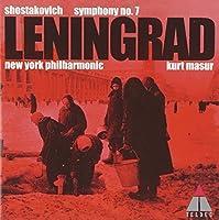 Symphony 7 Leningrad by D. Shostakovich (2000-05-09)