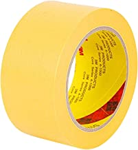 3M Best Masking Tape Self_Painting, Tape and Drape Pre-Taped Masking Film (65 Feet) (Refinished Masking Tape 43.7 Yd (1.89 in))