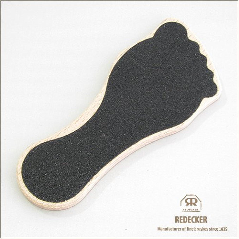 飢饉累積重要な[REDECKER/レデッカー]足の形の角質取り