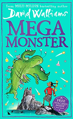 Megamonster: the mega new laugh-out-loud children's book by multi-million...