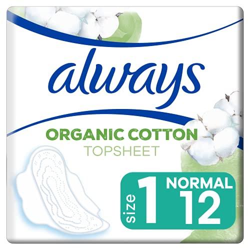 Always Algodón Ultra Protección (Tamaño 1) De La Servilleta Sanitaria Con Las Alas 60 g