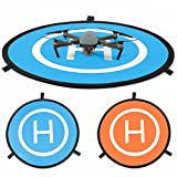 PGYTECH 75cm Landing Quadcopter Launch Pad Helicopter Mini Helipad...
