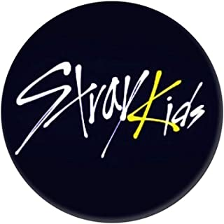 Youyouchard Kpop Straykids Round Badge for Bag Hats Clothes Fashion Chest Pins Brooch Bang Chan
