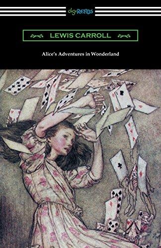Alice's Adventures in Wonderland (Illustrated by Arthur Rackham)