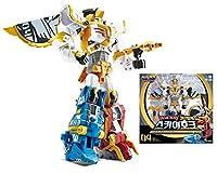 [ヨントイス] Young Toys ジオメチャビーストガーディアンスカイホーク 3段合体 ロボット (Geo Mecha Beast Guardian Sky Hawk 3 types transforming robot) (海外直送品)