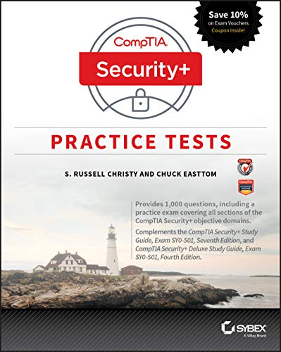 Compare Textbook Prices for CompTIA Security+ Practice Tests: Exam SY0-501 1 Edition ISBN 9781119416920 by Christy, S. Russell; Easttom, Chuck