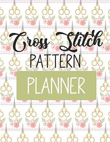 Cross Stitch Pattern Planner: : Patient Care Nursing Report - Change of Shift - Hospital RN's - Long