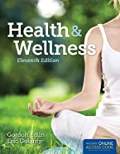Health & Wellness by Edlin, Gordon Published by Jones & Bartlett Learning 11th (eleventh) edition (2012) Paperback