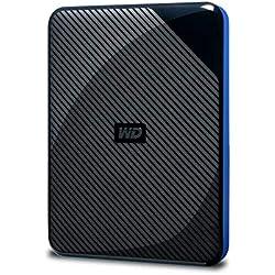 WD Gaming Drive 4 TB - Hard Disk Portatile per PlayStation 4
