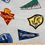 Camelot Fabrics 0673853 Harry Potter Collective House Pride