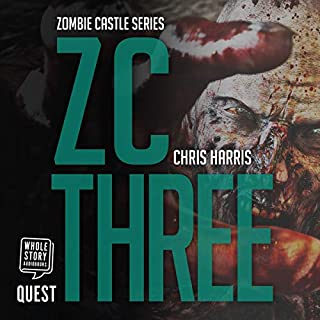 ZC Three audiobook cover art