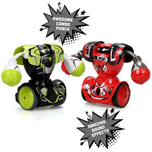 commercial petit robot enfant puissant