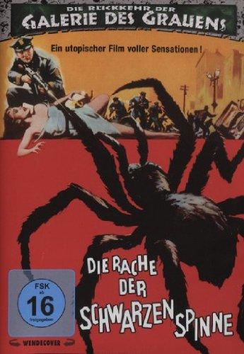 Die Rache der schwarzen Spinne - Die Rückkehr der Galerie des Grauens 2 [Limited Edition]