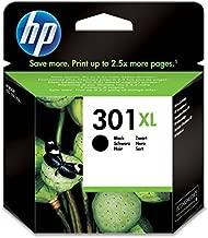 HP CH563EE 301XL High Yield Original Ink Cartridge Black, Pack of 1