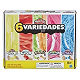 Conjunto Play Doh Inovações Pack com 6 - E8796 - Hasbro