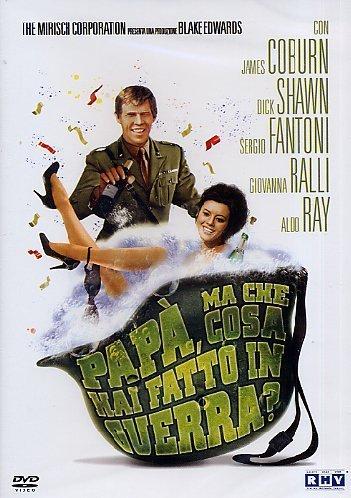 Was hast Du denn im Krieg gemacht, Pappi? / What Did You Do in the War, Daddy? (1966) ( ) [ Italienische Import ]