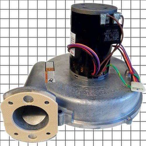 KIT02589 Reservation - ClimaTek Inducer Motor Trane Fits Ind Be super welcome Furnace Draft