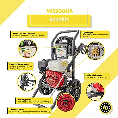 WASPPER W3200HA