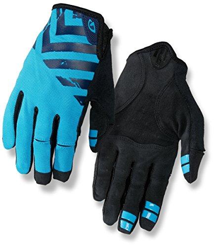 Giro DND Guantes de Ciclismo, Unisex Adulto, Azul Oscuro/Azul/Negro, XX-Large