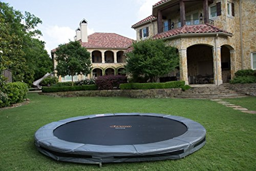 Avyna PRO-LINE InGround Trampoline 4,30 (14 ft) Grijs (AVGR-14-I)