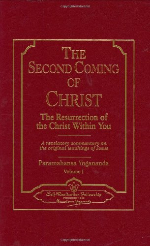 The Second Coming of Christ: The Resurrection of the Christ Within You (Self-Realization Fellowship) 2 Volume Set (ENGLISH LANGUAGE)