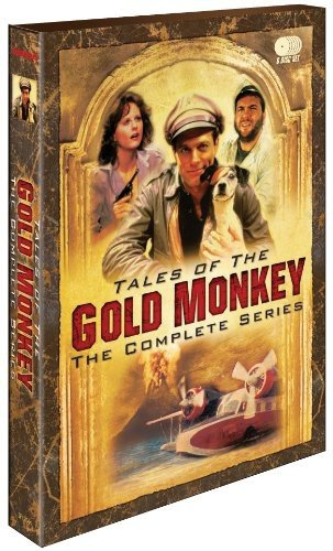 Tales of the Gold Monkey: Complete Series [Importado]