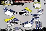 Kit Adhesivos Mate Yamaha YZ 85 2002 2013 ADESIVI Sticker KLEBER AUFKLEBER