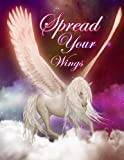 Spread Your Wings: Large Size Internet Password Organizer 8 1/2' x 11', Large Print Book