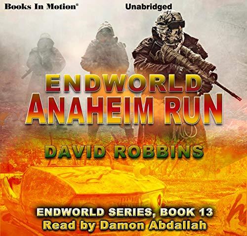 Anaheim Run cover art